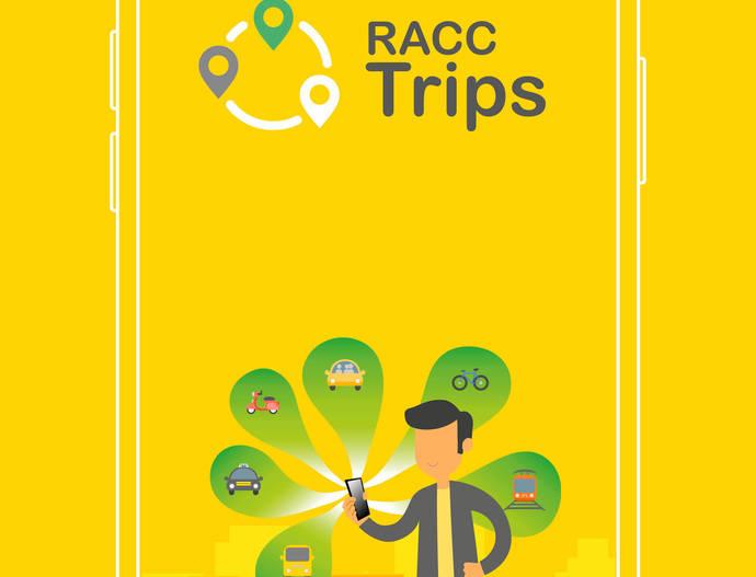 El Racc lanza una app de transporte colectivo