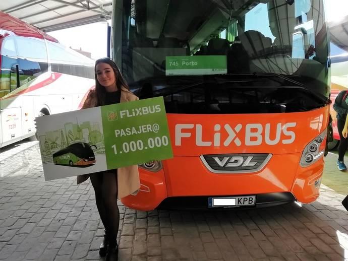 Un millón de pasajeros viajan con FlixBus en España en un año y medio