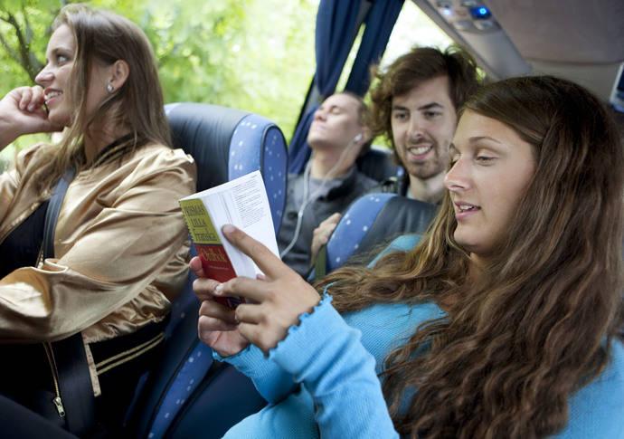 Volvo Buses realiza una encuesta a pasajeros, por toda Europa