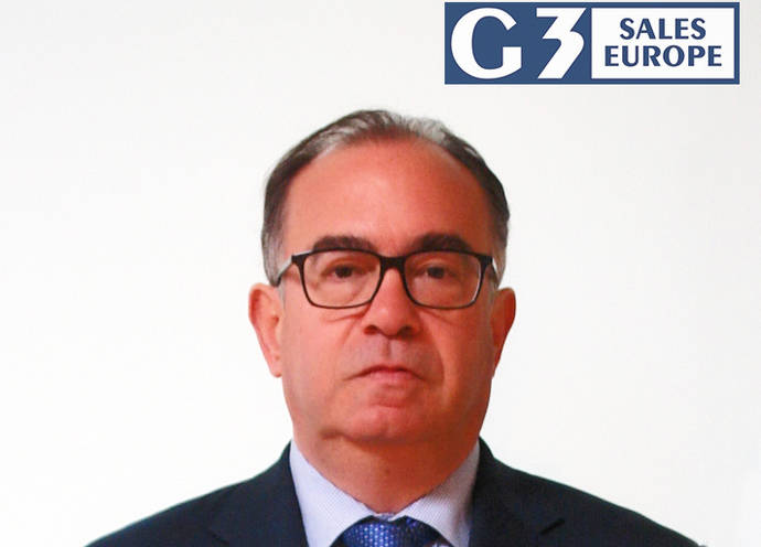 Patxi Latorre es nuevo Director de Desarrollo de G3 Sales Europe