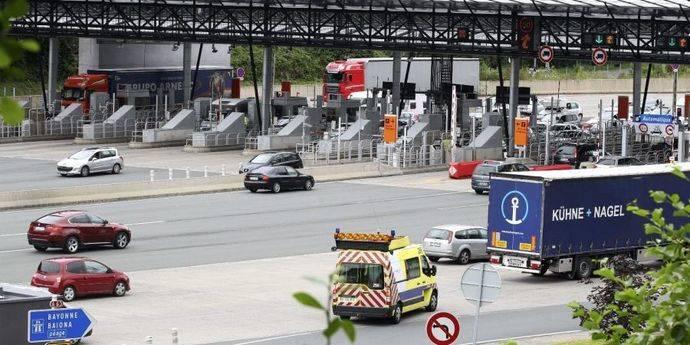 La DGT propone para 2020 retener en Burgos los camiones que los domingos se dirijan a la frontera