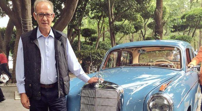 Fallece el histórico dirigente de Mercedes Benz España Pedro Tabera