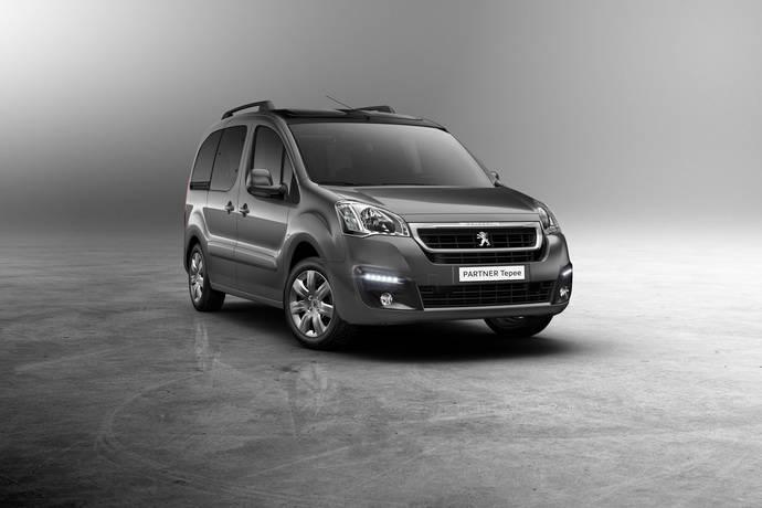 Berlingo y Partner dan a Citroën y Peugeot primeros puestos de comerciales en 2017