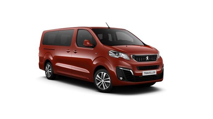 El nuevo Peugeot Traveller Long.