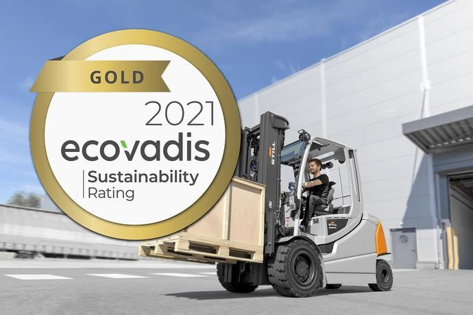Still recibe el certificado de oro por su implicación con la sostenibilidad