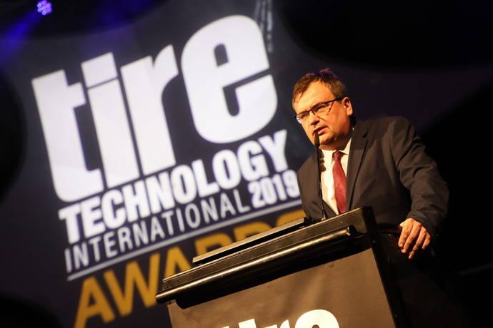 Michelin, Fabricante de Neumáticos del Año, en los Tire Technology Awards