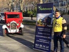 Palletways colabora en Pingüinos 2017 con su miembro Transportes Buj