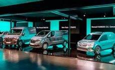 Renault PRO + presentó su nueva oferta de hidrógeno en Solutrans