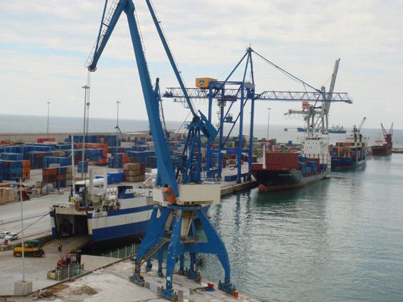 El puerto de Castellón bate récord en enero