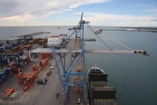 Portcastelló cierra el mejor mes de su historia en tráfico de mercancías