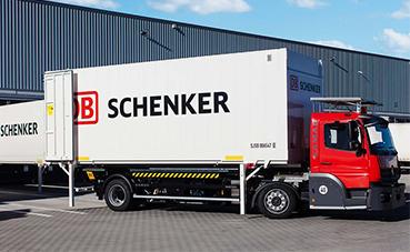 LG confía en DB Schenker para la distribución de sus productos