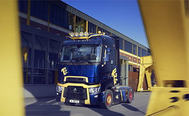 Renault Trucks celebra su 125º Aniversario