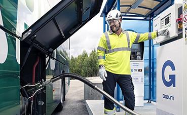 FlixBus lanza los primeros autobuses internacionales de biogás