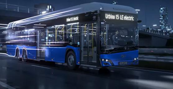 Solaris se aventura fuera de la ciudad, con el nuevo Urbino 15 LE eléctrico