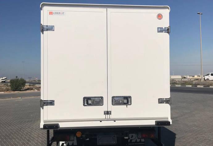 La andaluza Liderkit, encargada de la carrocería de los camiones de reparto de Ikea