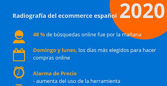 Los domingos por la mañana, el momento favorito de los españoles para realizar sus compras online
