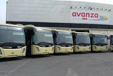 Grupo Castrosua entrega 12 unidades a Portillo