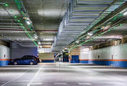 EMT Madrid comercializa plazas de residentes de larga duración en el aparcamiento Avenida de Portugal