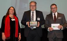 SLXi Hybrid recibe el Premio europeo a la sostenibilidad