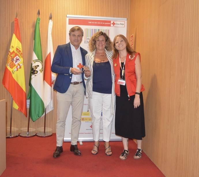 Cruz Roja Española reconoce el plan de igualdad puesto en marcha por Socibus