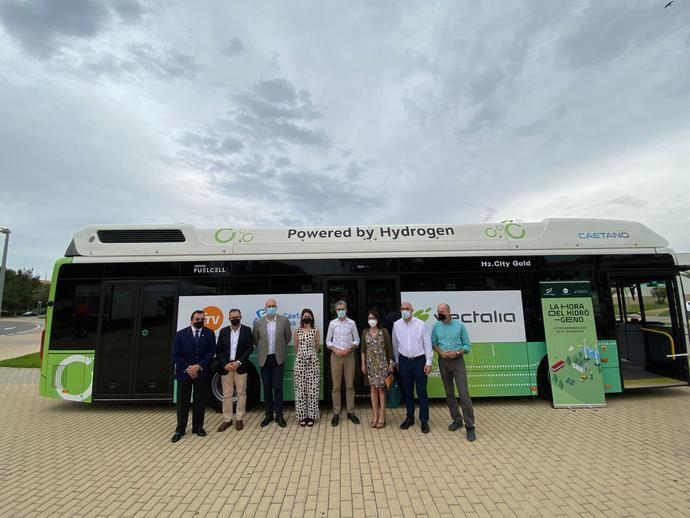 FRV y Vectalia: por un transporte urbano sostenible impulsado por hidrógeno verde