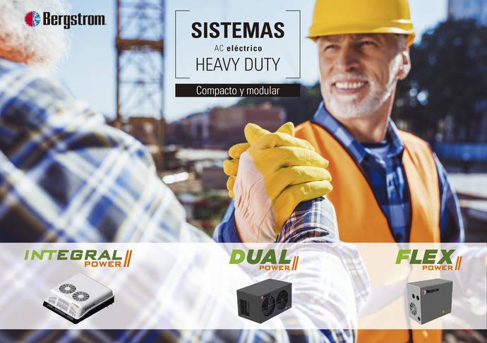 Dirna Bergstrom lanza nueva línea de equipos de aire