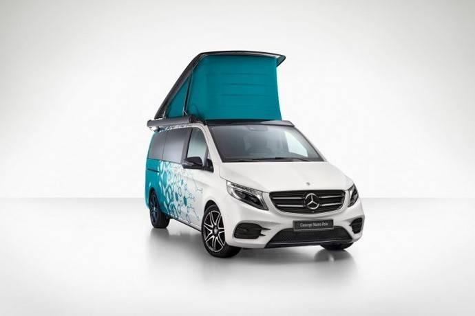 Mercedes-Benz presenta sus furgonetas en el Caravan Salon 2018 basadas en el Sprinter y Strada