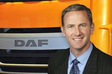 Preston Feight, nuevo presidente de DAF Trucks N.V.