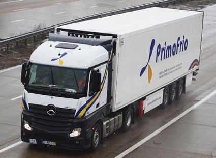 Primafrio y Primever se alían para asegurar el transporte hortofrutícola