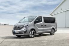 Nuevo modelo de la gama Opel Vivaro.