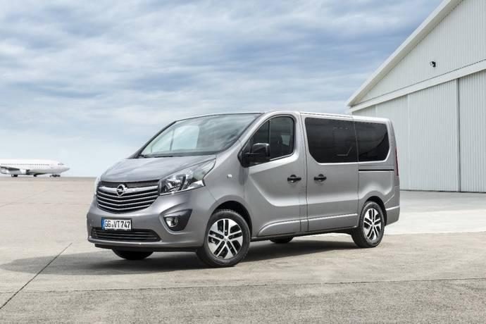 Opel presentará en el IAA las nuevas furgonetas grandes de su modelo superventas Vivaro