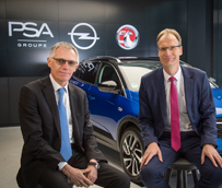 Fuerte recuperación de Opel/Vauxhall después de un año formando parte de Groupe PSA