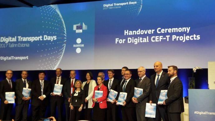 España se incorpora al proyecto europeo C-Roads