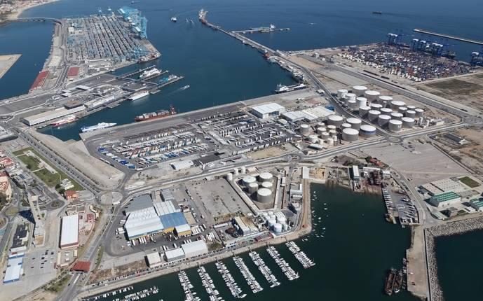 El Puerto de Algeciras alcanza los 100 millones de toneladas movidas