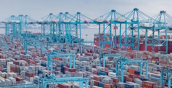 El Puerto de Algeciras supera los 80 millones de toneladas de mercancías hasta septiembre