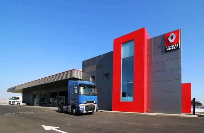 Renault Trucks inaugura un nuevo punto de red en la provincia de Almería
