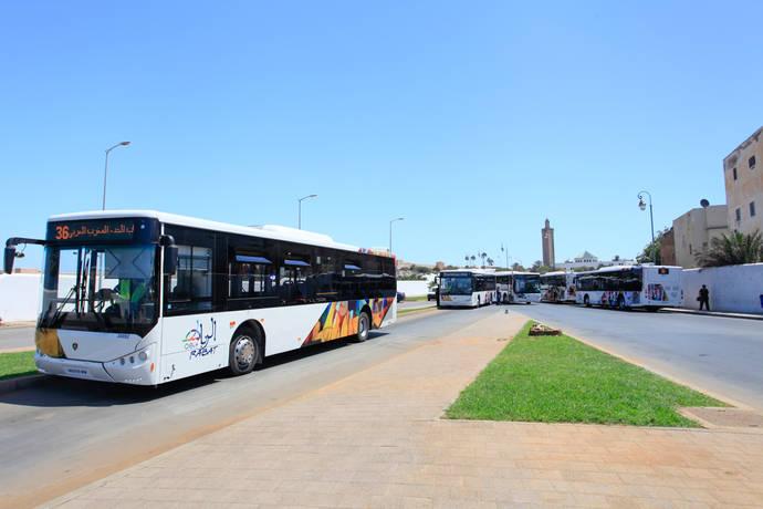 Alsa gestionará el transporte urbano de la ciudad marroquí de Casablanca
