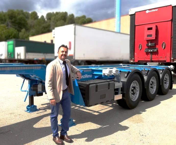 20 aniversario de Ricard Romano en el equipo de ventas de Leciñena