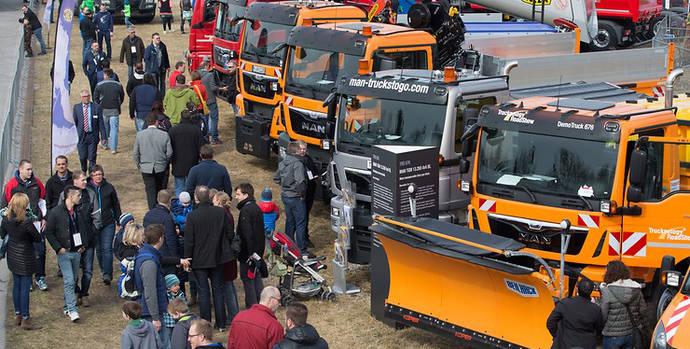 MAN Trucknology Days 2017: 'Rendimiento conectado'