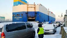 Ceva Logistics: éxito del proyecto chárter, de un flete Roro