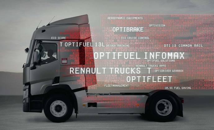 Comienza la cuarta edición del Renault Trucks Optifuel Challenge