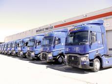 Segovia e Hijos Almacenaje y Distribución ha recibido 11 Renault Trucks T460 DTI 11.