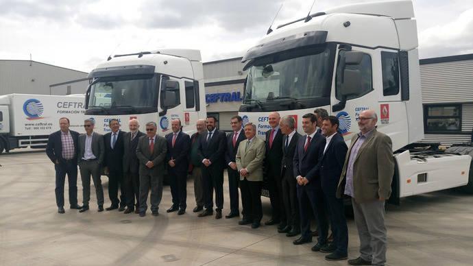 Renault Trucks y CETM consolidan dos décadas de acuerdo formativo