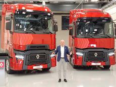Renault Trucks presenta su 'evolucionada' propuesta para transporte pesado