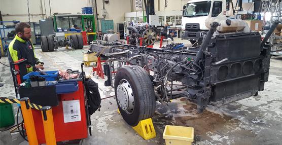 La oferta de usados transformados de Renault Trucks se amplía a los rígidos