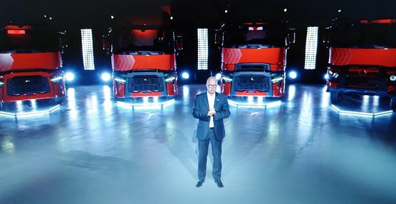 Economía, fiabilidad y comodidad, claves de la evolución de Renault Trucks