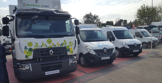 Renault Trucks certifica un año 2018 en franco crecimiento