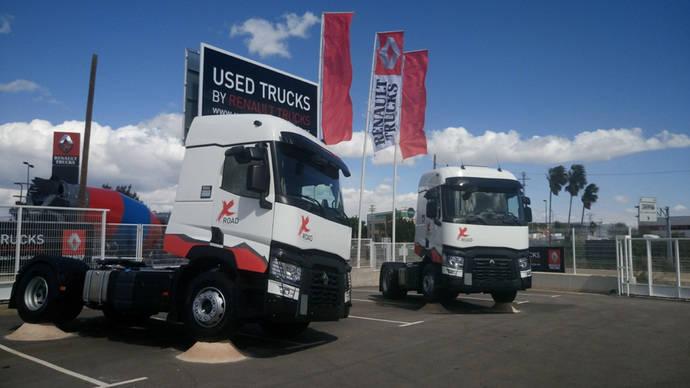 Renault Trucks potencia toda su estrategia de vehículos usados
