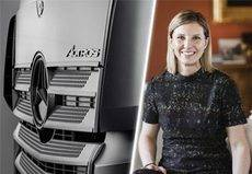Karin Rådström, nueva responsable de Mercedes-Benz Trucks