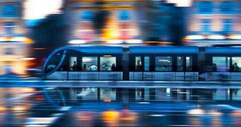 Examinar mercado del transporte público